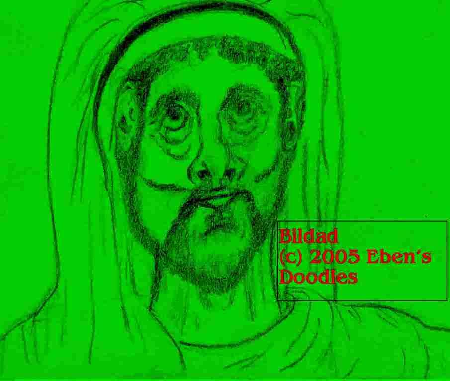 Bildad the Prophet