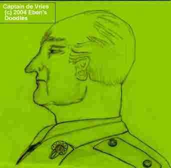 Captain de Vries