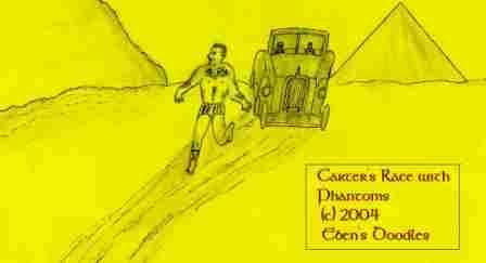 Carter's Race
