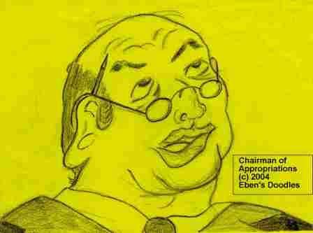 Chairman of the Pork Barrel