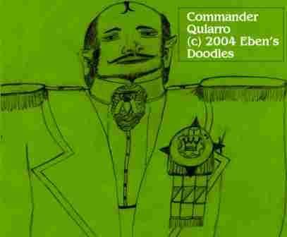 Commander Quiarro-Quijarro