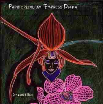Diana's Flower