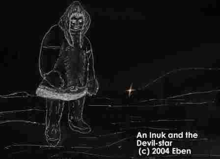 Inuk and the Devilstar