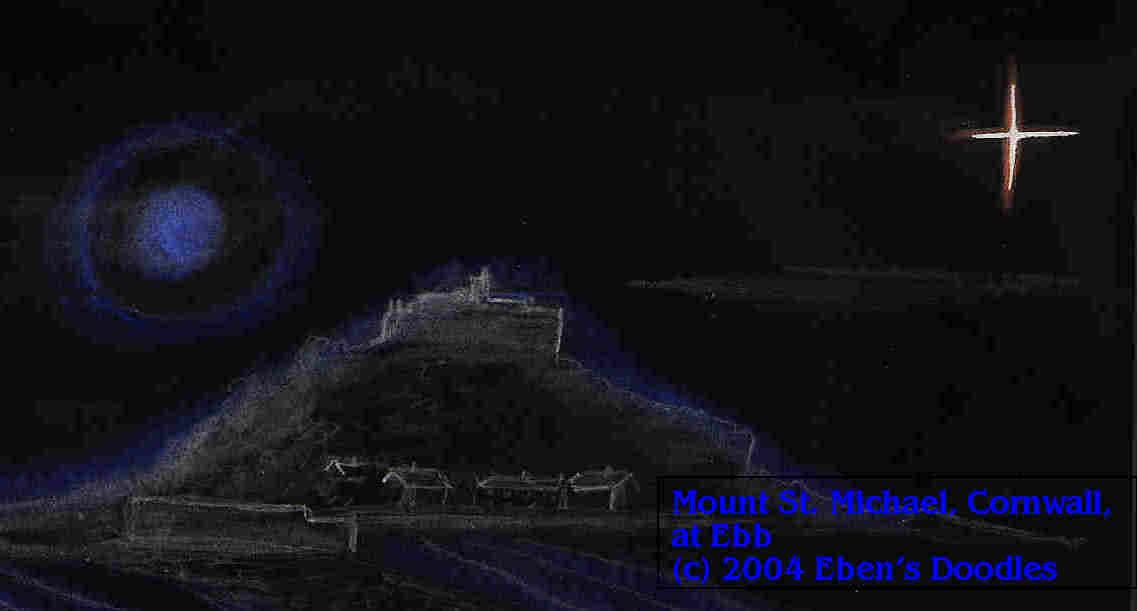 Mount St. Michael at Ebb