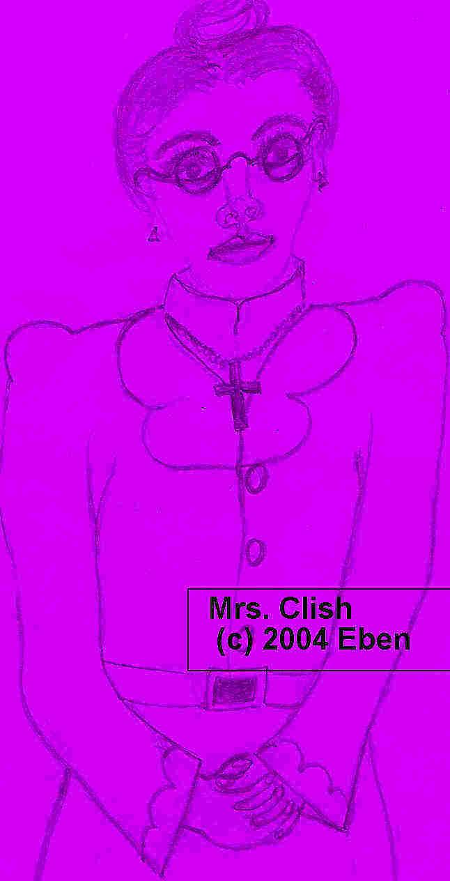 Mrs. Clish