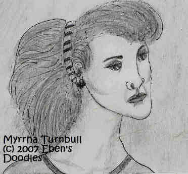 Myrrha Turnbull