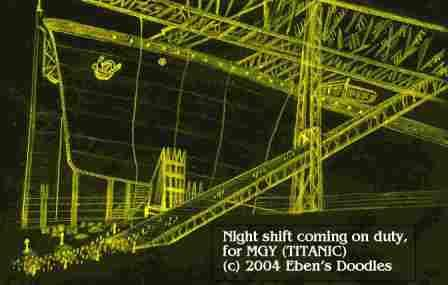 Nightshift On Titanic