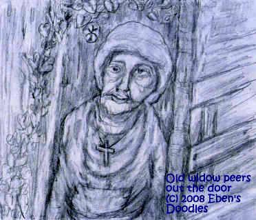 The Prophetess of Aethelney