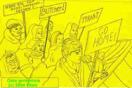 Oslo Protest