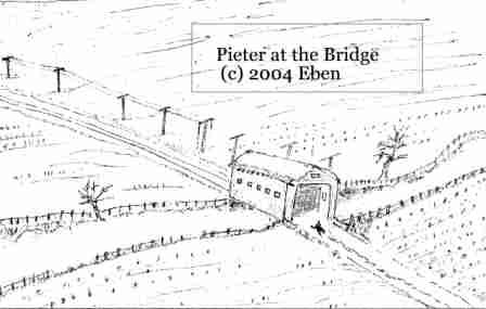 Pieter and the Bridge