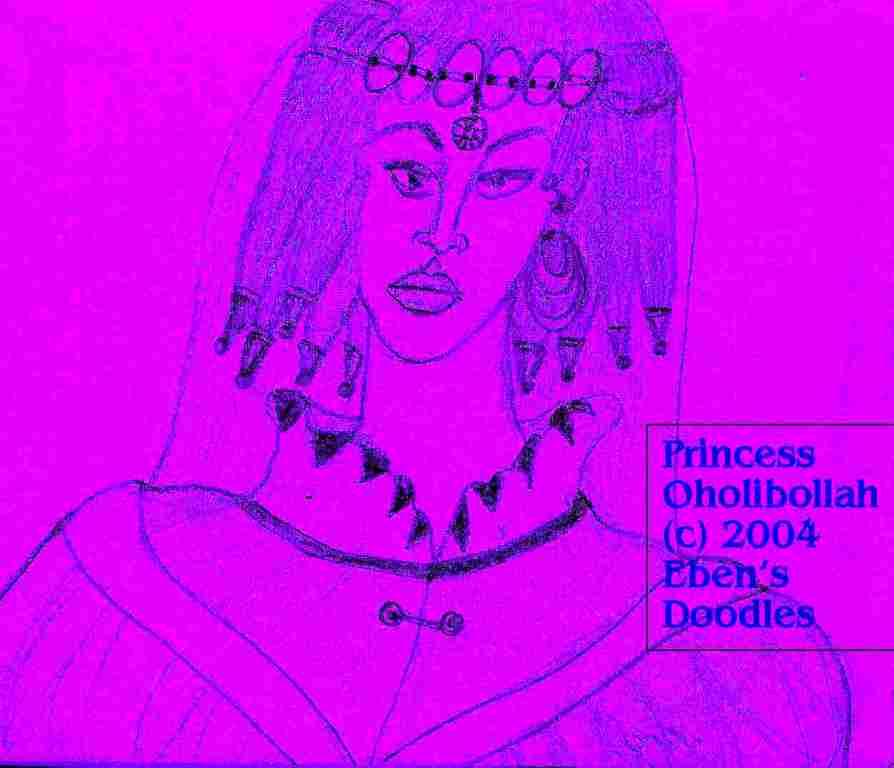 Princess Oholibollah