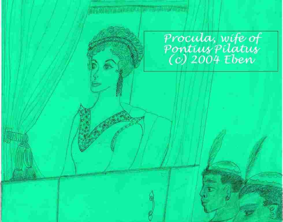 Lady Procula