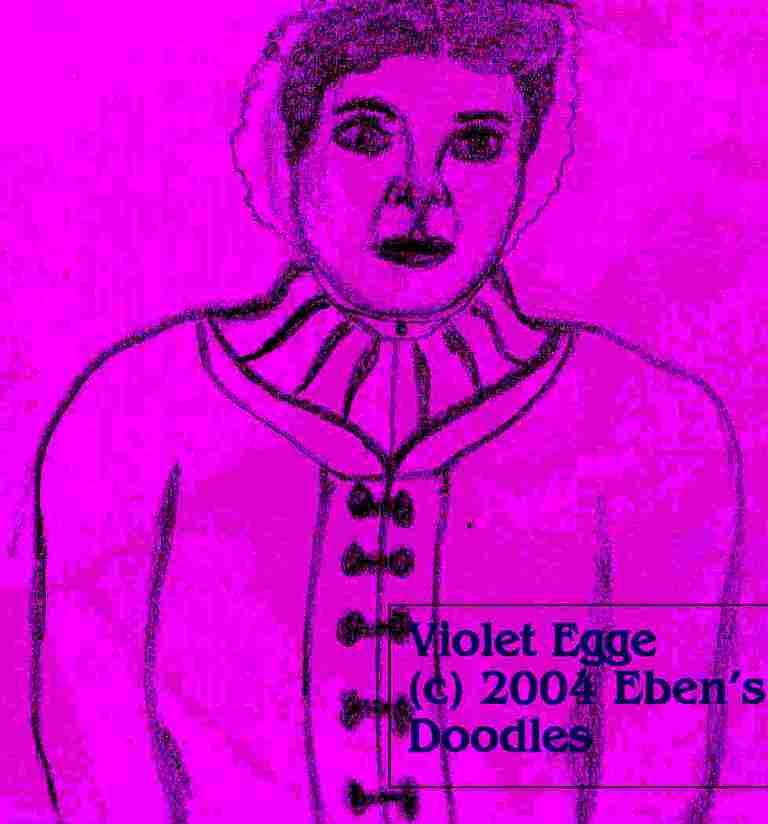 Violet Egge