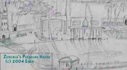 Zenobia's River House